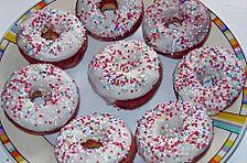 Donuts für die Form