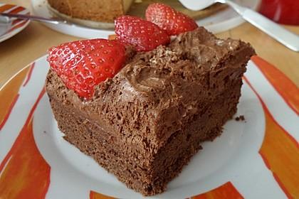 Mousse au chocolat 32
