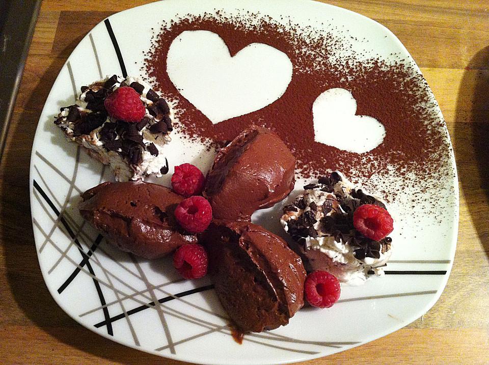 mousse au chocolat rezept mit bild von kampfkaetzchen. Black Bedroom Furniture Sets. Home Design Ideas