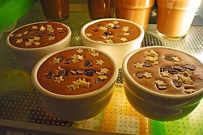 Mousse au chocolat 21