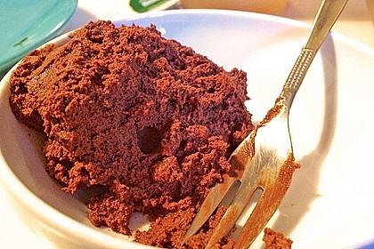 Mousse au chocolat 55