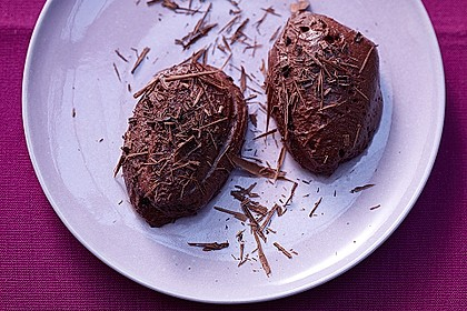 Mousse au chocolat 7