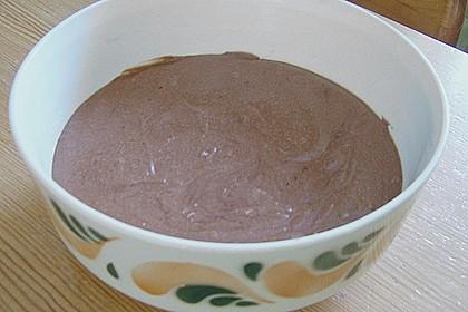Mousse au chocolat 70