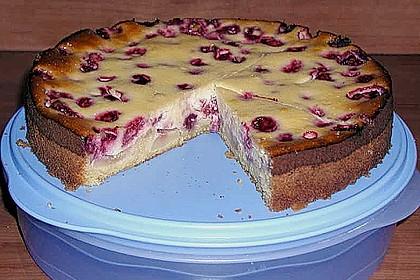 Apfel - Beeren - Kuchen