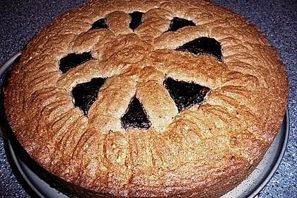 Feine Linzer Torte (gerührt) 10