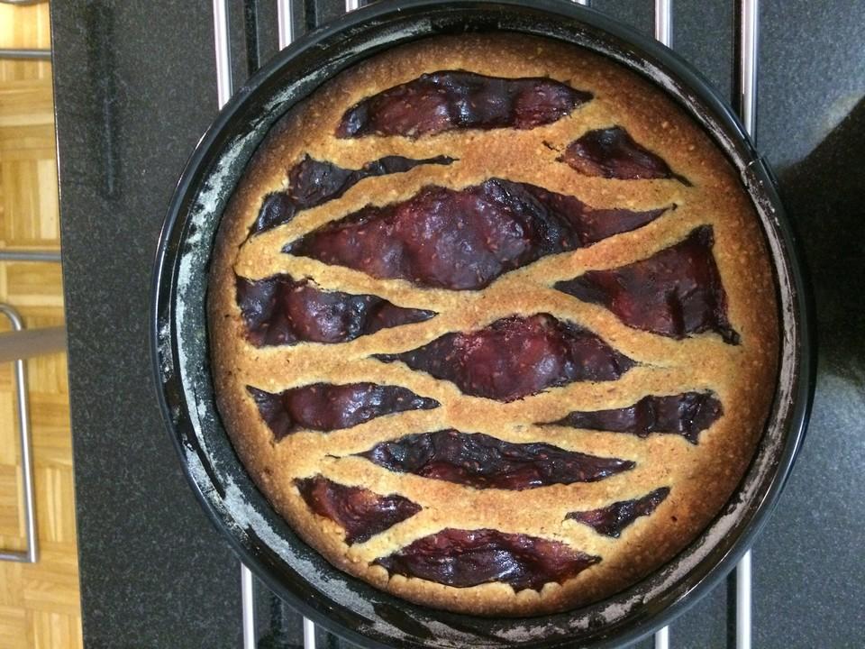 Feine linzer torte geruhrt