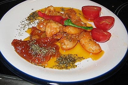 Riesenbohnen in pikanter Tomatensauce 18