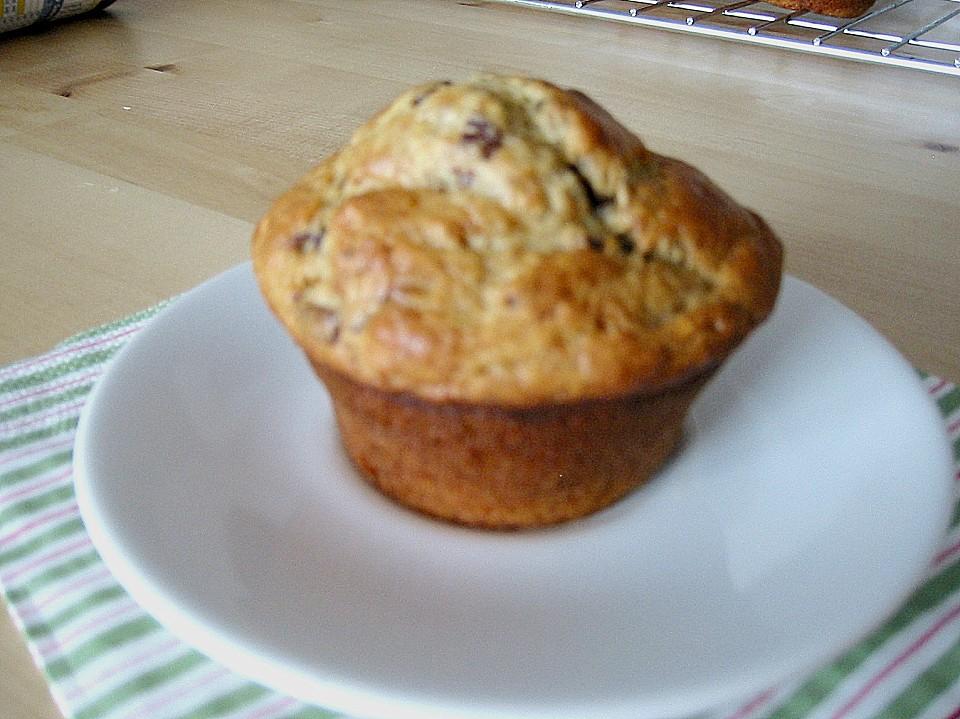 bananen joghurt muffins rezept mit bild von dirkdus. Black Bedroom Furniture Sets. Home Design Ideas