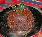Christmas Pudding (Bild)
