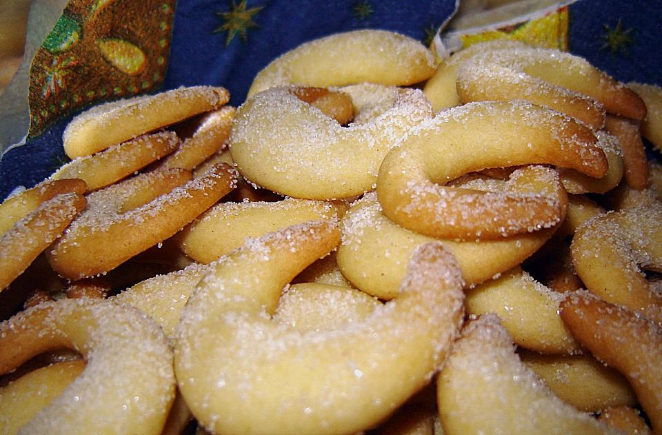 Rezept vanillekipferl ohne nusse