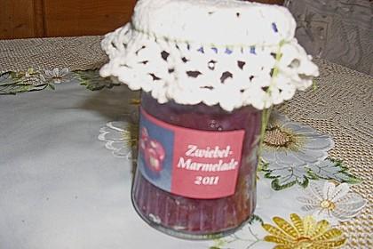 Zwiebelmarmelade 3