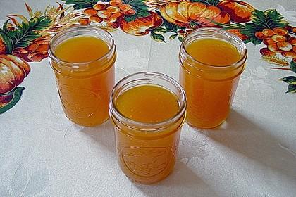 Aprikosen - Kürbis - Marmelade 2