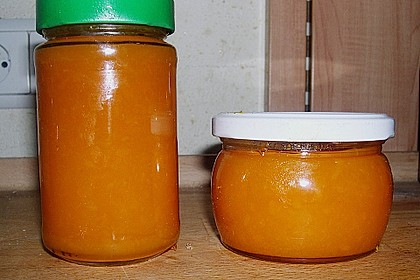 Aprikosen - Kürbis - Marmelade 10