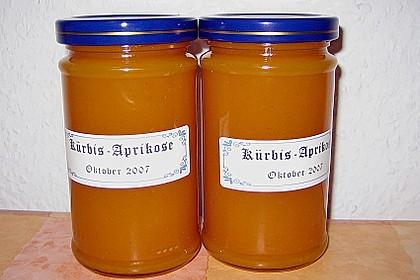 Aprikosen - Kürbis - Marmelade 6