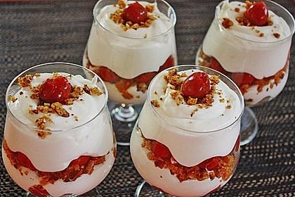 Lebkuchen - Kirsch - Dessert 3