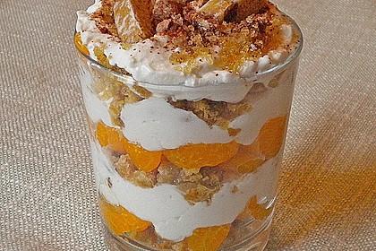 Lebkuchen - Kirsch - Dessert 15