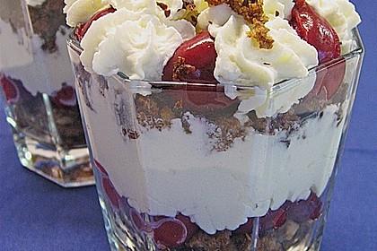 Lebkuchen - Kirsch - Dessert 13