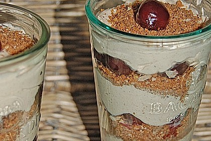 Lebkuchen - Kirsch - Dessert 7
