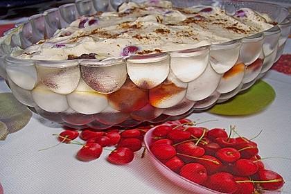 Lebkuchen - Kirsch - Dessert 30