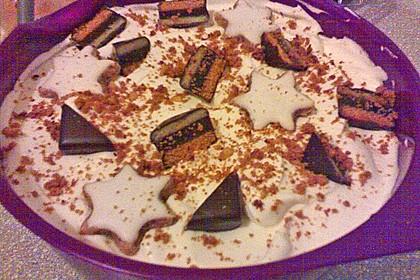 Lebkuchen - Kirsch - Dessert 24