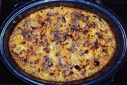 Blumenkohl mit Kartoffeln, überbacken 3