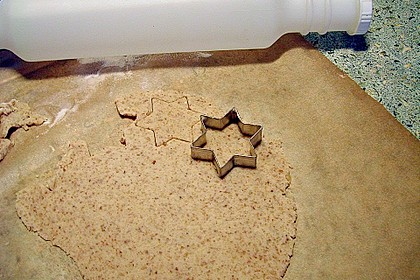 Nuss - Sterne 4
