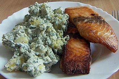 Grüner Kartoffelsalat 1