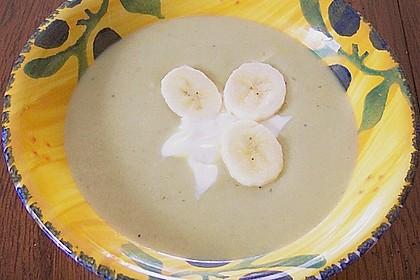 Bananensuppe 1