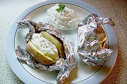 Baked Potatos mit Sour Creme 2