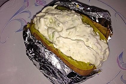 Baked Potatos mit Sour Creme 1