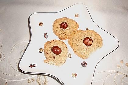 Grenobler Nußplätzchen 9