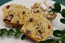 Quarkstollen - Muffins
