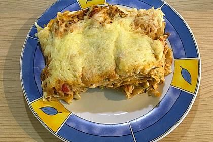 Zucchini - Lasagne ohne Fleisch 39