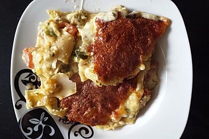 Zucchini - Lasagne ohne Fleisch 35