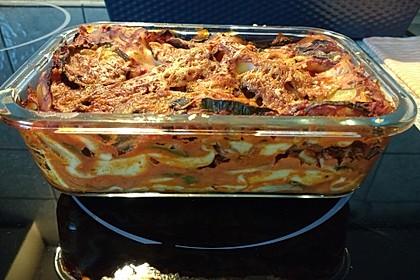 Zucchini - Lasagne ohne Fleisch 38