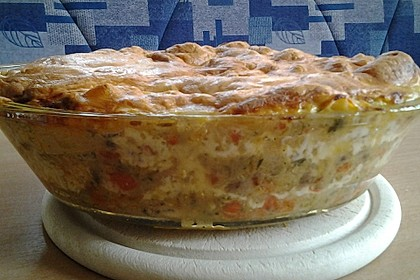 Zucchini - Lasagne ohne Fleisch 24