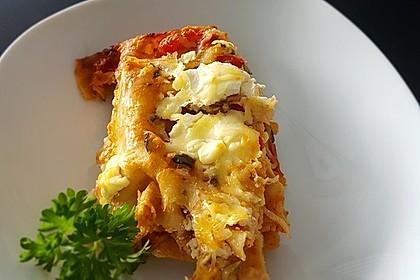 Zucchini - Lasagne ohne Fleisch 19