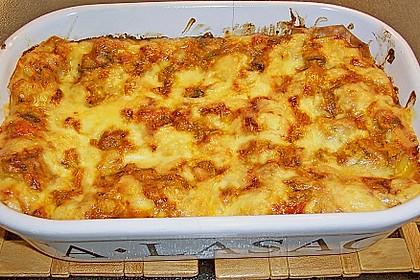 Zucchini - Lasagne ohne Fleisch 53