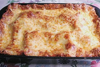 Zucchini - Lasagne ohne Fleisch 36