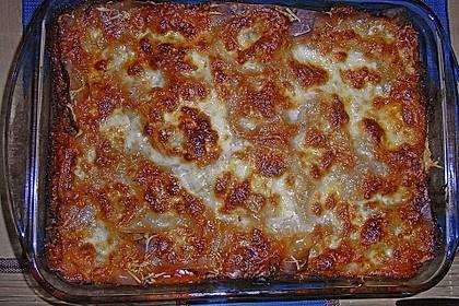 Zucchini - Lasagne ohne Fleisch 82