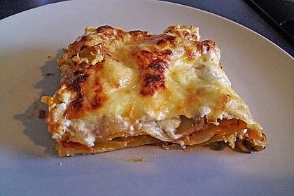 Zucchini - Lasagne ohne Fleisch 37