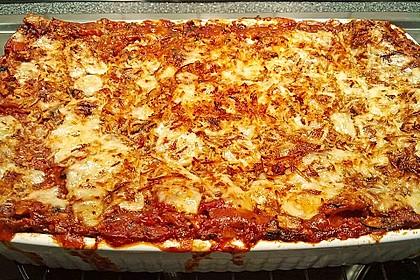 Zucchini - Lasagne ohne Fleisch 55