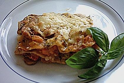 Zucchini - Lasagne ohne Fleisch 79