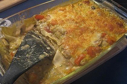 Zucchini - Lasagne ohne Fleisch 78
