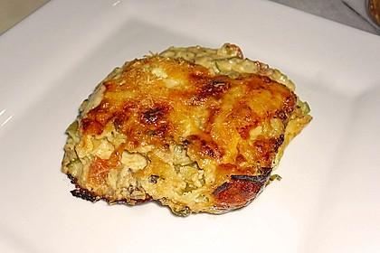 Zucchini - Lasagne ohne Fleisch 69