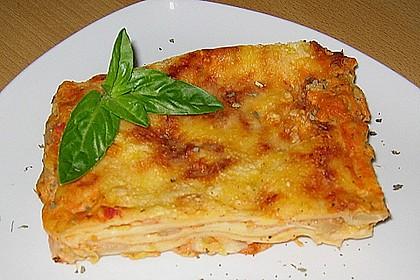 Zucchini - Lasagne ohne Fleisch 26