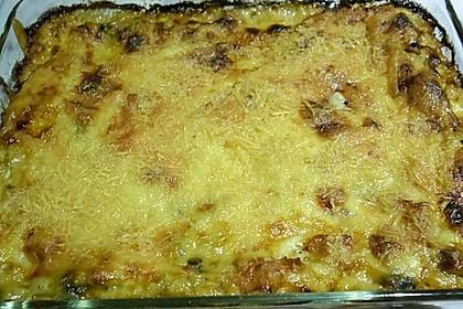 Zucchini - Lasagne ohne Fleisch 61