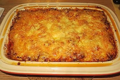 Zucchini - Lasagne ohne Fleisch 15