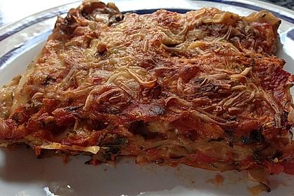 Zucchini - Lasagne ohne Fleisch 29