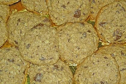 Haferflocken Cookies 2